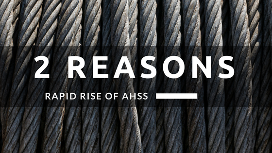 Why Use of Advanced High-Strength Steel (AHSS) is Growing So Rapidly