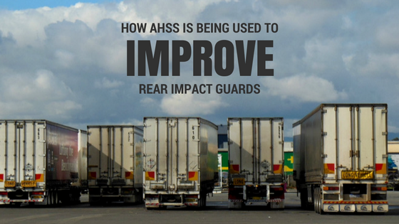 Future of Safety: Improvements in Truck Trailer Rear Impact Guards