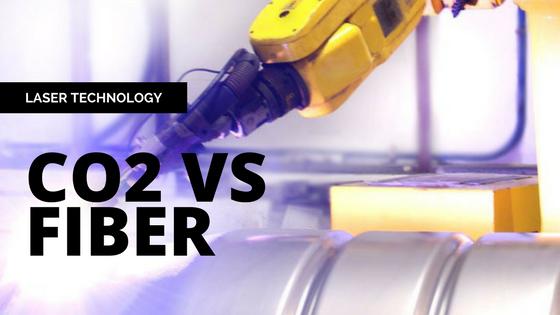 Advantage Fiber VS CO2 in the Laser Cutting Battle