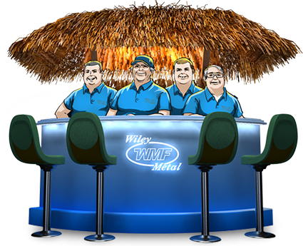 Tiki Talk, Wiley Metal's blog, addresses questions, shares comments and informs what's going on with the company.